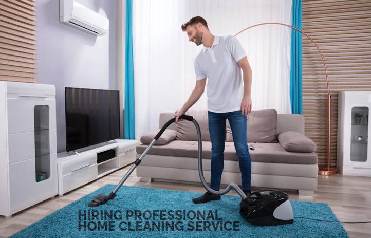 4 Signs You Need a Professional Service for Home Cleaning