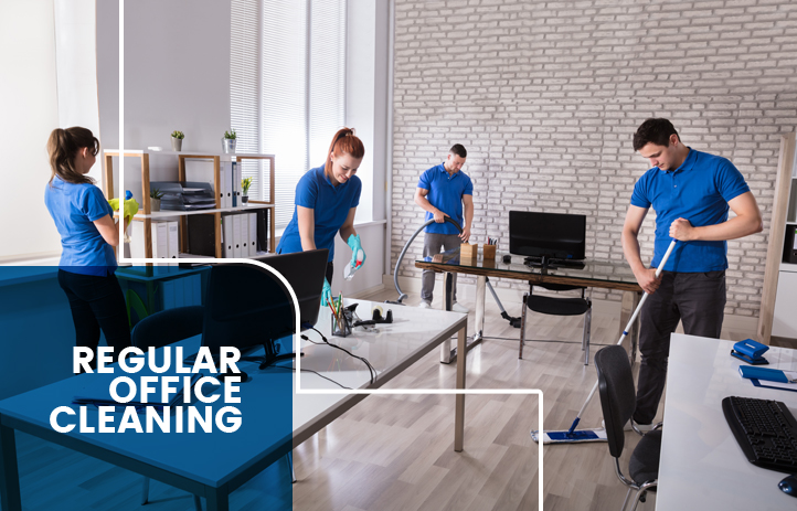 Benefits of Regular Office Cleaning for Your Business